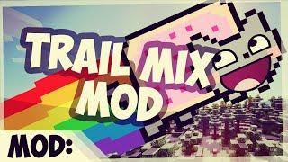 Trail Mix Mod - Drogas y Cerdos Voladores - 1.8 / 1.7.10 Minecraft