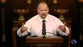 """God's Love Defined""- Sermon: David Brown"