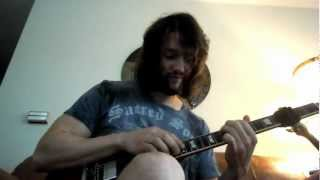 Somewhere Over the Rainbow Guitar Tapping
