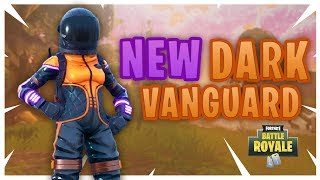 NEW LEGENDARY DARK VANGUARD SKIN! Pokesoup plays Fortnite!