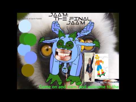 Ten Hours Of The Space Jam Theme With A Still Photo Of A Fan-Made Jaa'm