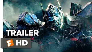 Repeat youtube video Transformers: The Last Knight Official Trailer 1 (2017) - Michael Bay Movie
