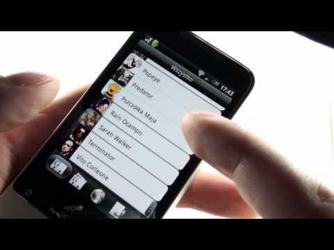 Recenzja HTC Legend na FrazPC.pl