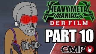 Heavy Metal Maniacs: Folge 46 - Termimetal