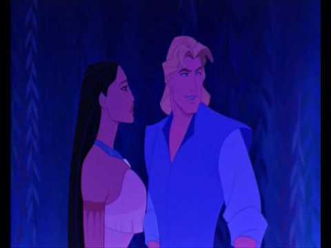 Disney - Kiss The Girl - Pocahontas & John Smith - YouTube  Disney - Kiss T...