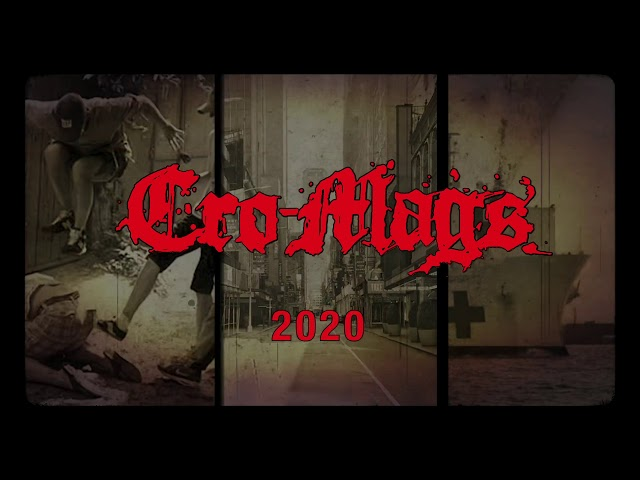 "CRO-MAGS - ""2020"" (Audio Stream)"