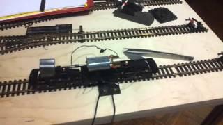 Ходовая часть для ТЭП10. Финальный вариант.(Испфтание ходовой части локомотива ТЭП 10. Финальный вариант серийного производства., 2013-03-30T21:22:28.000Z)