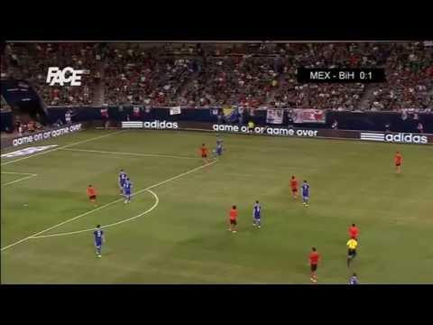 Mexico vs. Bosna i Hercegovina (1. poluvrijeme)
