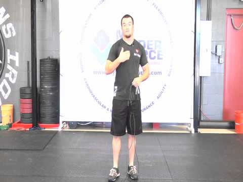 how to double under jump rope