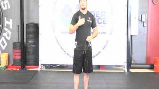 How to do Double Unders or Jump Rope