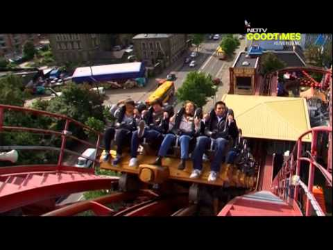 World best travel experience – Tivoli Gardens, Copenhagen, D