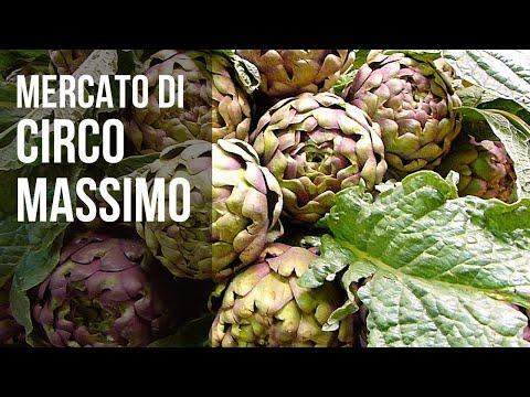 Rome's Farmers Market—Mercato di Circo Massimo