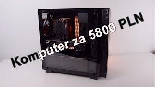 Komputer dla widza /  i5 8400 / GTX 1080 / 16GB RAM