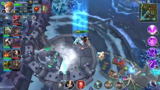 Heroes of Order & Chaos - Persephone - 5v5 - Gameplay
