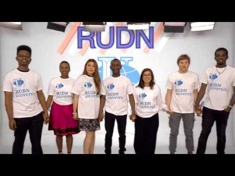 We are RUDN