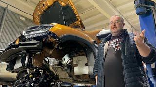 Разобрали новый Renault Duster 2021- Триумф румынских технологий