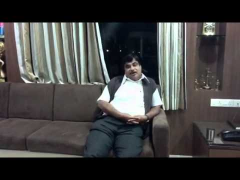 Honourable Nitin Gadkari speaks on Bariatric surgery conducted by Dr. Muffazal Lakdawala.