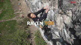 Respect the Rock - Raven Tor