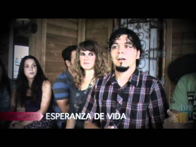 Entrevista a Esperanza de Vida - WeRLife
