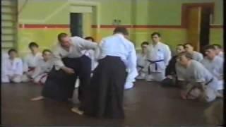 Tatarstan Aikido Federation Summer School, July 2000, part 4
