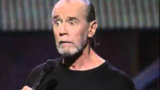 """George Carlin Stand Up """"People Are Fucking Boring"""""""