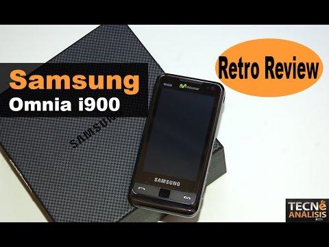 Samsung Omnia I900, Anunciado En 2008 | Historia Telefonía Móvil