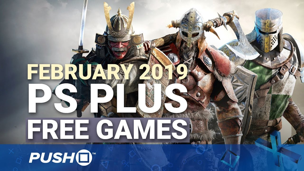 Free Ps Plus Games Announced February 2019 Ps4 Ps3