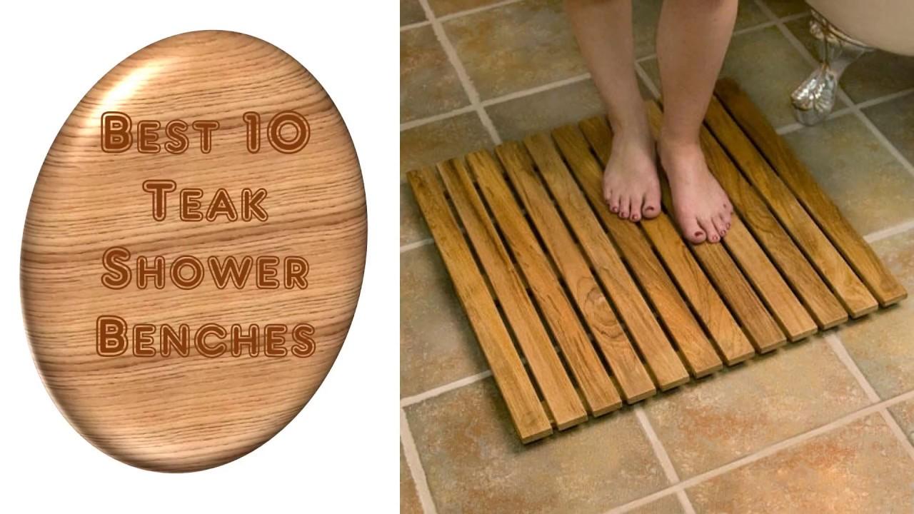 Best 10 Teak Shower Benches - YouTube