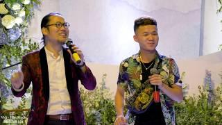 Mr Vượng Râu hướng dẫn cách tán gái xinh tại đám cưới ở Bắc Giang
