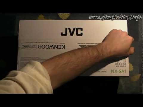 Recensione completa su JVC NX-SA1