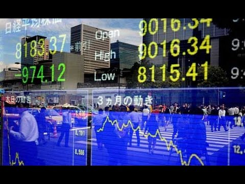 Nikkei on track for biggest daily gain since June 2013