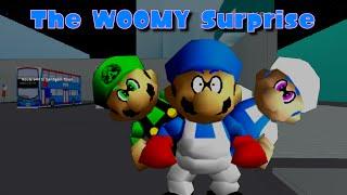 [Splatoon SM64 ROBLOX] The Woomy Surprise