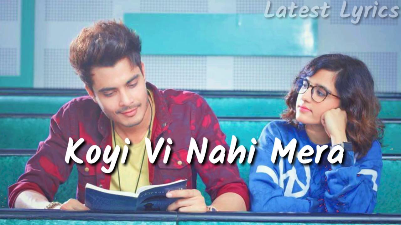 Koi vi nahi full lyrics video shirley setia gurnazar for Koi vi nahi