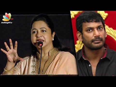 Vishal's friends think he will save them from legal issues : Gnanavel Raja Speech | Controversy