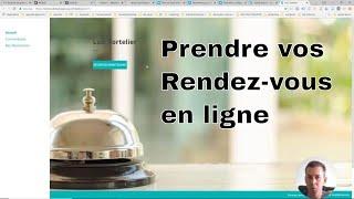 Logiciel de prise de rendez vous en ligne - Créer sa page de réservation screenshot 5