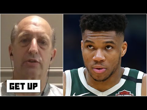 Jeff Van Gundy predicts the Bucks will win the 2019-20 NBA title if the season resumes   Get Up