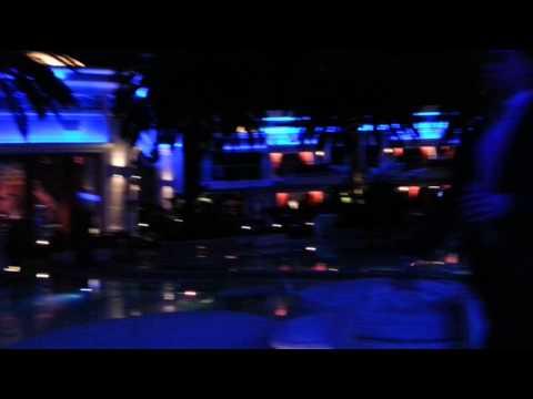 Lil Jon B day party in Surrender club in Encore hotel Las Vegas