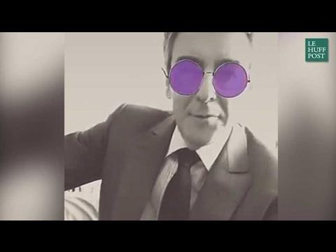 Angot, assistants parlementaires... Fillon joue la carte de l'autodérision sur Snapchat