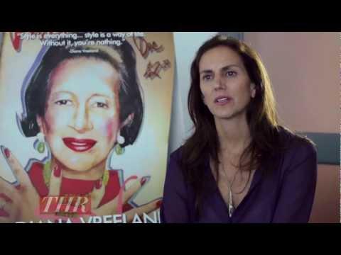 Lisa Immordino Vreeland on 'Diana Vreeland: The Eye Has to Travel'