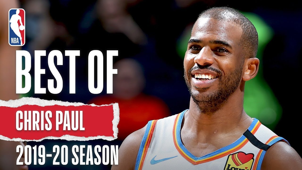 Best Of Chris Paul | 2019-20 NBA Season