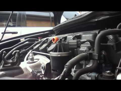 Honda Civic FD 2008 Engine Noise Problem R18