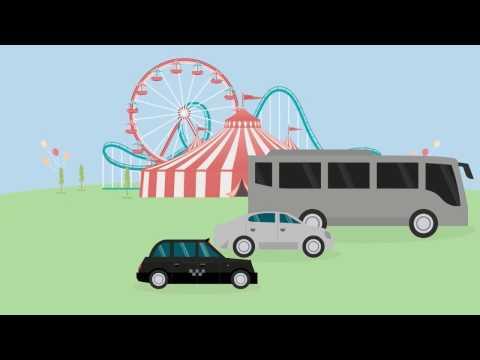 Express Bus Promo Video