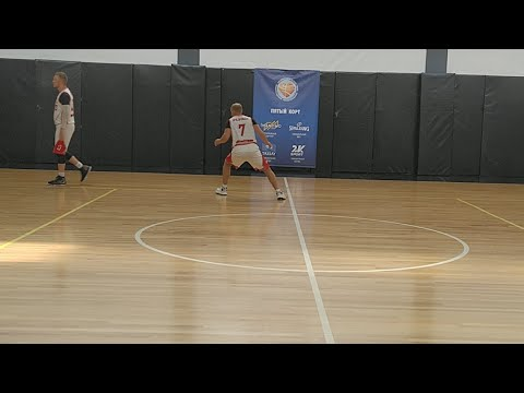 Smart Basket Academy - Спартак Xiaomi (2). Лига развития (2). Тур 1. Сезон 2020.21
