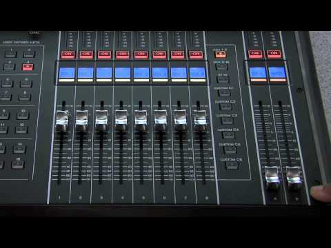 Yamaha CL/QL Series Training Video