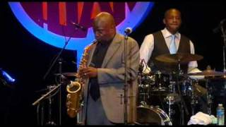 Maceo Parker - Rabbits in the Pea Patch - LIVE 2/2