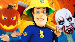 Fireman Sam New 🎃Trick or Treat? 🎃 Best Halloween Moments 🔥1h Best Bits 🔥 Kids Movies
