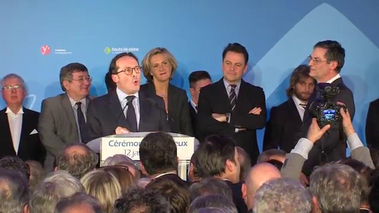 Département : vers une fusion des Yvelines et des Hauts-de-Seine