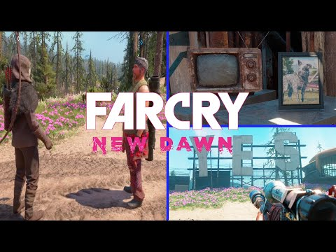 Far Cry New Dawn - 15 More Easter Eggs, Secrets & References thumbnail