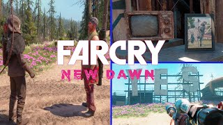 Far Cry New Dawn - 15 More Easter Eggs, Secrets & References