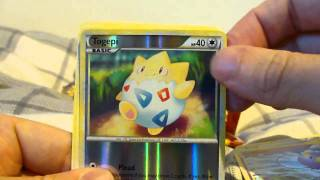 Opening pokemon hs undaunted booster box 2/3 (awesome stuff just keeps coming)